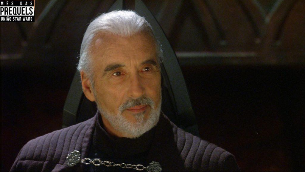 Quais eram as intenções do Conde Dookan?