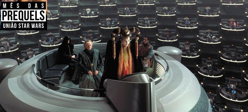 Point of View: A relevância do Episódio I dentro das prequels