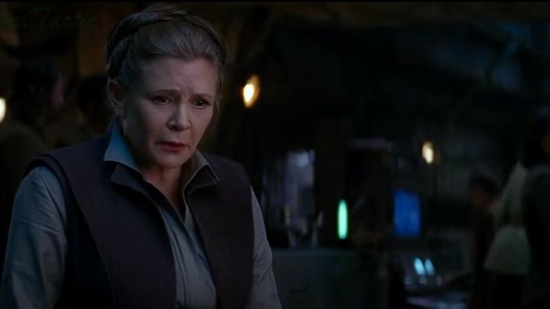 Divulgada a causa da morte da atriz Carrie Fisher