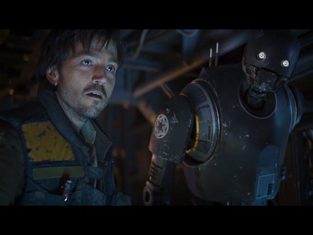 Lançado segundo trailer de Rogue One
