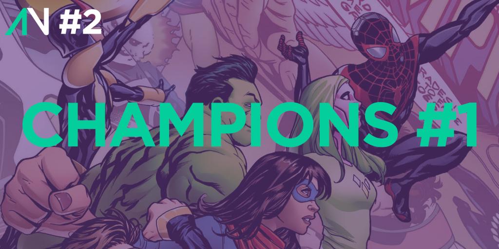 Capa Variante 002 - Champions 001
