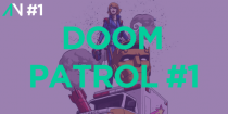 Capa Variante 001 - Doom Patrol 001