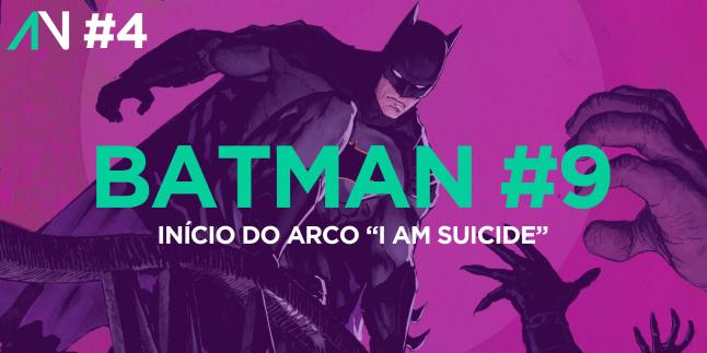 Capa Variante 4 – Batman 9