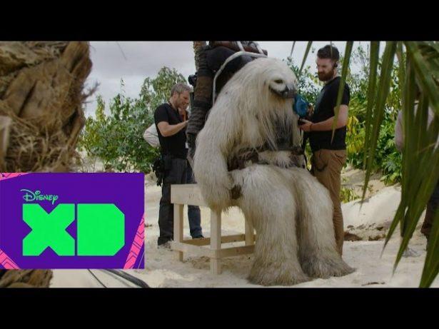 Disney XD Brasil divulga vídeos de bastidores de Rogue One