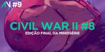 Capa Variante 9 - Civil War II 8