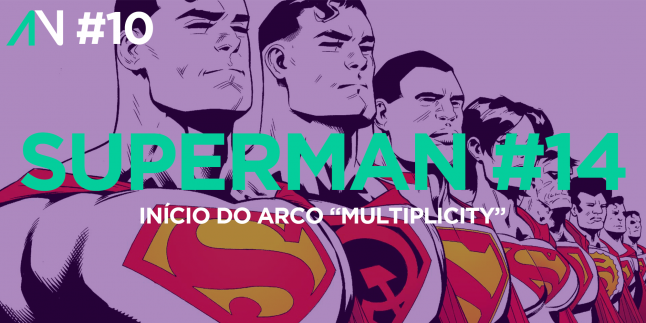 Capa Variante 10 – Superman 14