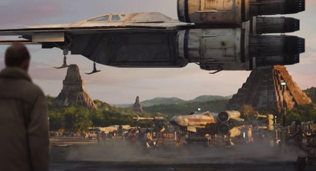 Rogue One é indicado a duas categorias do Oscar