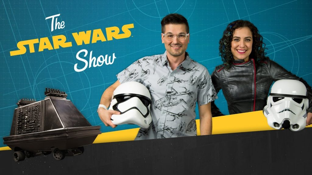 Talking the Future of Star Wars on the Set of Rogue One. The Star Wars Show Returns!