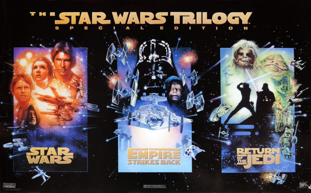Special Edition: Há 20 anos a trilogia clássica retornava aos cinemas, você se lembra?