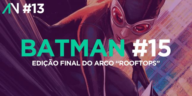 Capa Variante 13 – Batman 15