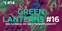 Capa Variante 14 - Green Lanterns 16