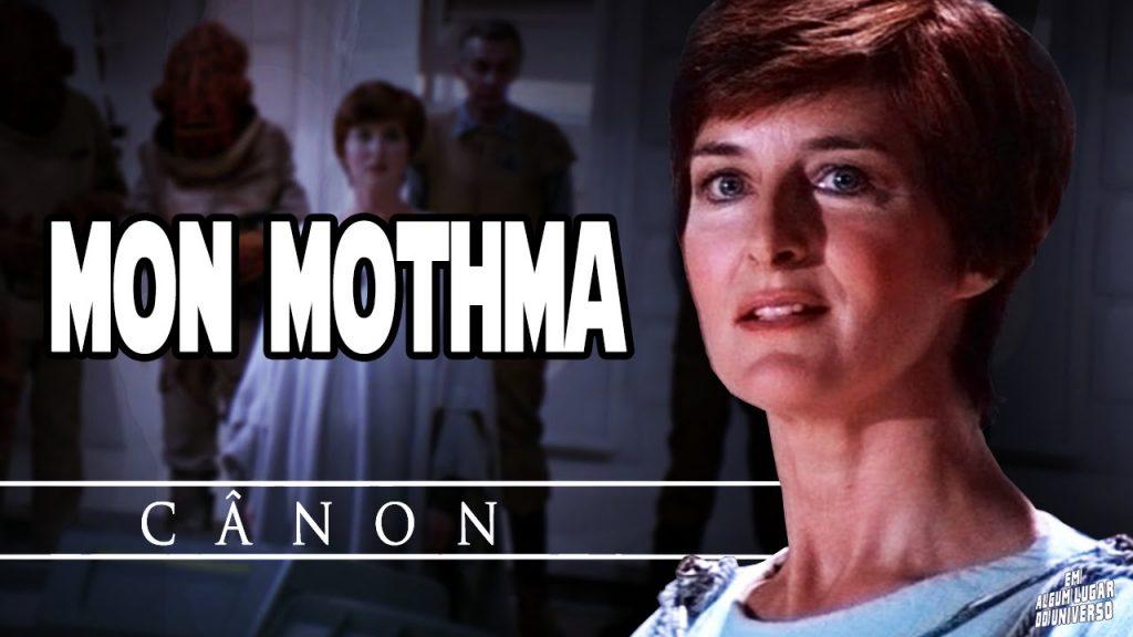 Star Wars: Mon Mothma (Cânone) – Em Algum Lugar Do Universo