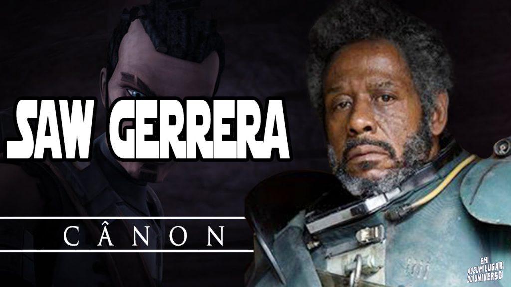 Star Wars: Saw Gerrera (Cânone) – Em Algum Lugar Do Universo