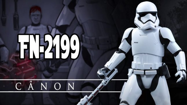 Star Wars: FN-2199/TR-8R (Cânone) –  Em Algum Lugar Do Universo