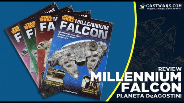 Millennium Falcon da Planeta DeAgostini