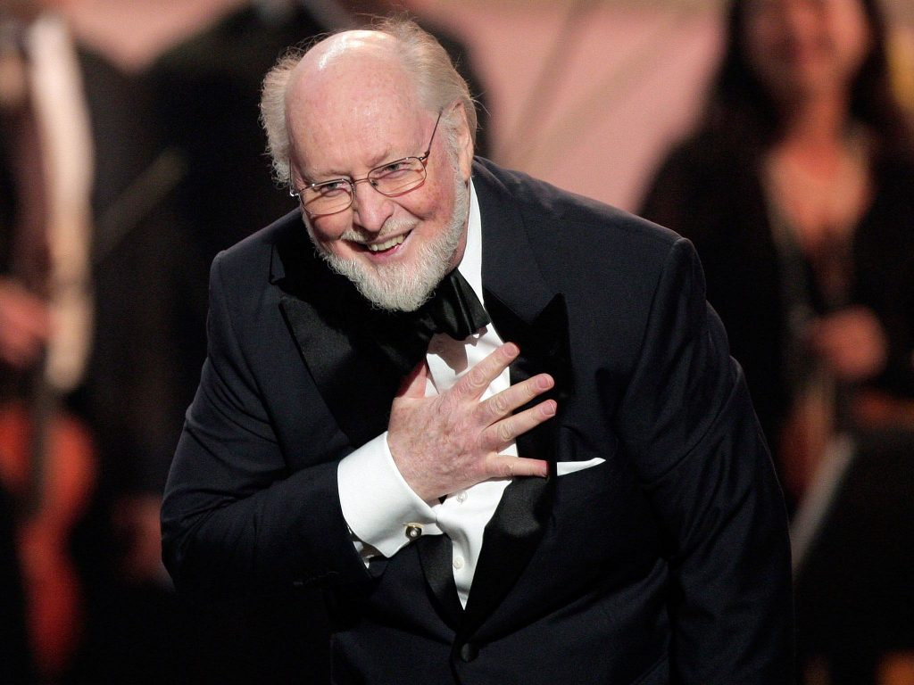 John Williams recebe Grammy por Star Wars: O Despertar da Força