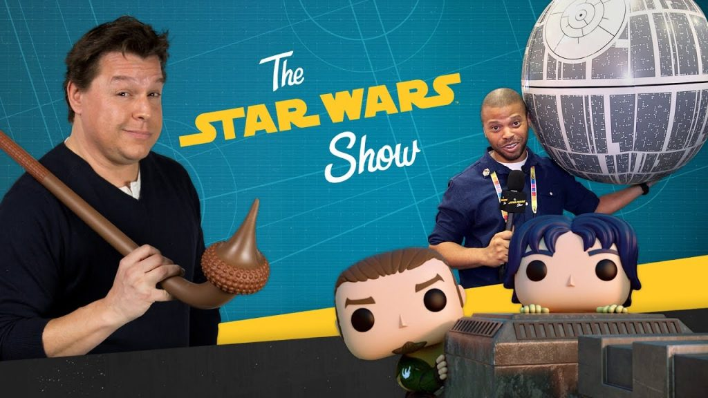 Rogue One Comes Home, a Big Celebration Panel Announced, and THE Star Wars Collecting Rule