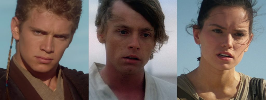 Opinião - Razões para Rey ser uma Skywalker