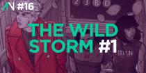 Capa Variante 16 - The Wild Storm 1