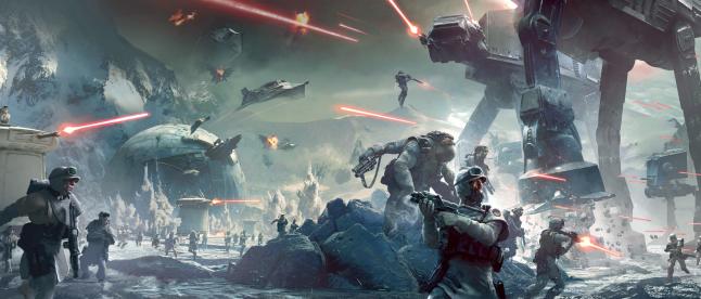Leia um trecho do livro STAR WARS: Battlefront
