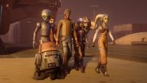 Star Wars Rebels é renovada para quarta temporada
