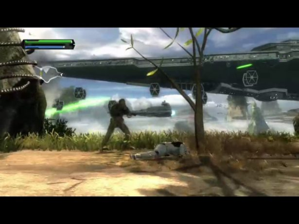 GAMEPLAY-The Force Unleashed-Parte1-XBOX ONE
