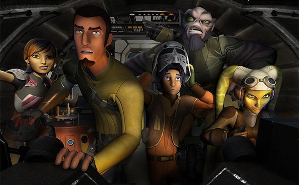 Assista ao trailer do final da 3ª temporada de Star Wars Rebels