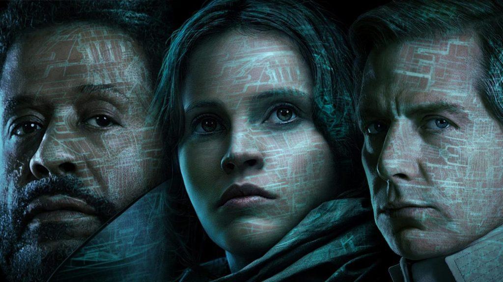 Roteirista revela primeiro final de Rogue One