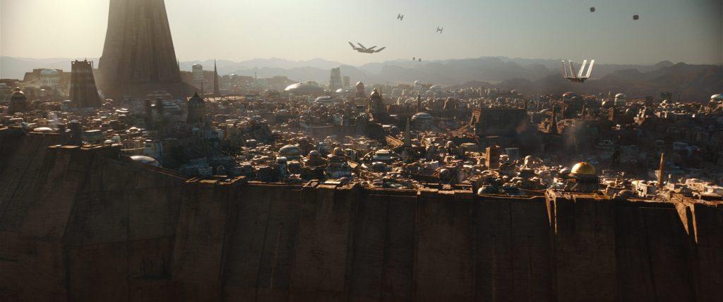 Diretor de Rogue One revela easter egg sobre a cidade de Jedha