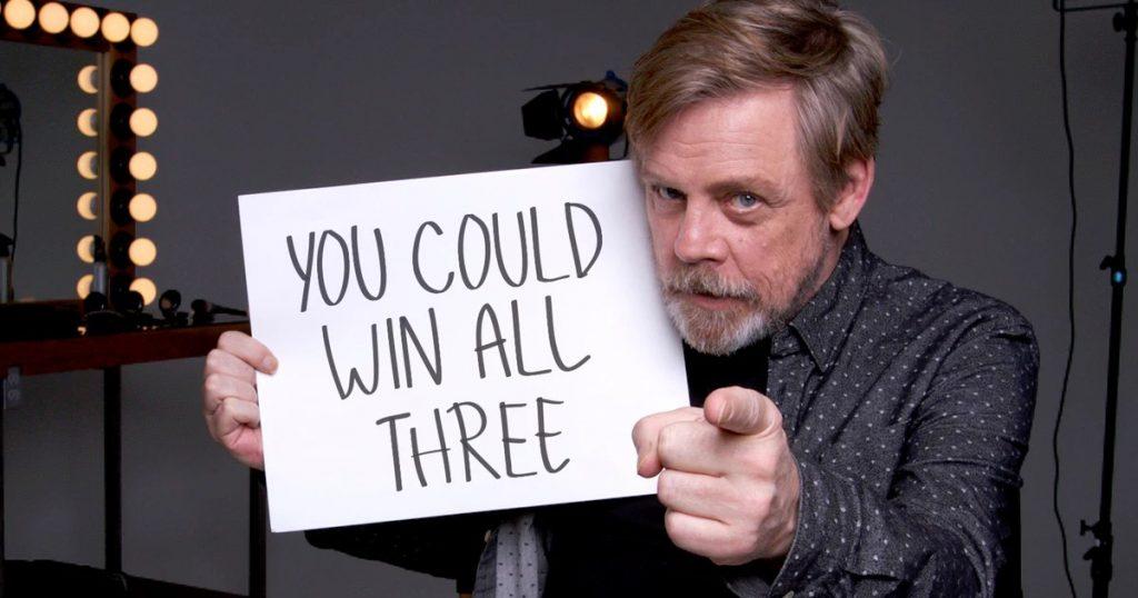 Campanha beneficente Force for Change levará fãs para o set de Han Solo