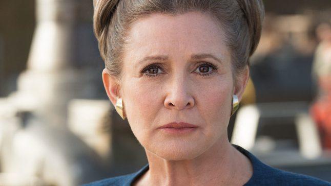 Kathleen Kennedy diz que Carrie Fisher não estará no Episódio IX