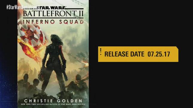 Battlefront 2: Inferno Squad vai contar história da protagonista de Battlefront 2