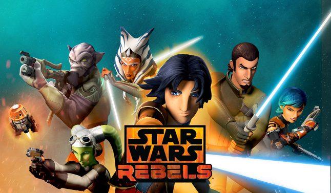 Quarta temporada de Star Wars Rebels terá 16 episódios