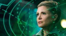 Carrie Fisher ajudou a escrever Os Últimos Jedi