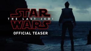 Resenha: Star Wars - The Last Jedi (Teaser)