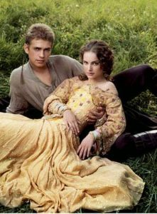 15 anos de Ataque dos Clones . 07 pontos sobre o romance entre Anakin e Padmé.