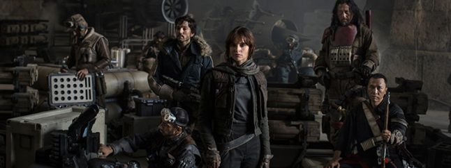 Rogue One ultrapassa marca de US$ 1 bilhão