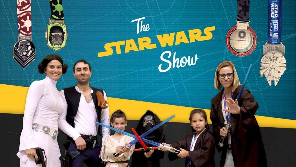 Star Wars Day Highlights at Lucasfilm & runDisney's Star Wars Half Marathon!