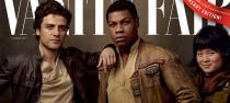 Rey, Luke, Leia, rebeldes e primeira ordem aparecem em capa de revista