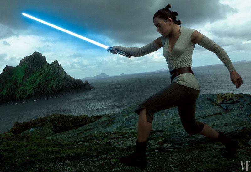 Star Wars: Os Últimos Jedi ganha várias fotos inéditas e um vídeo de bastidores