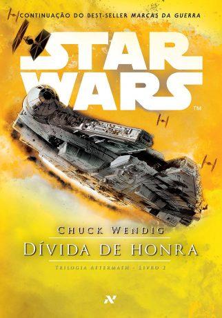 Em pré-venda no Brasil a continuação do livro Marcas da Guerra: Dívida de Honra