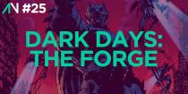 Capa Variante 25 - Dark Days: The Forge