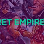 Capa Variante 26 - Secret Empire 1-4