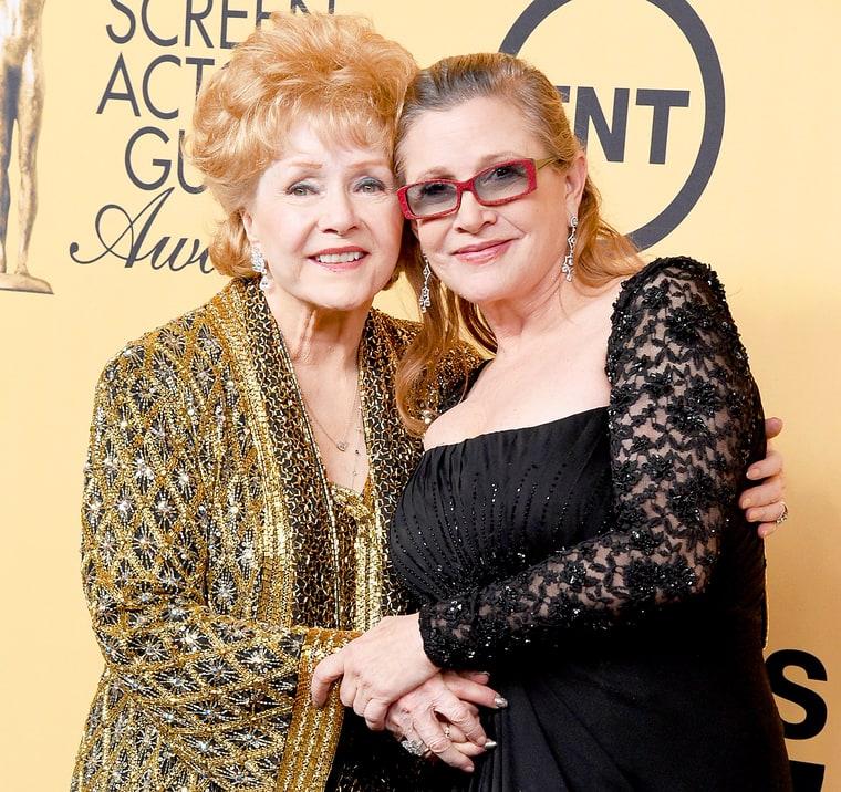 Família de Carrie Fisher fará leilão de coleção pessoal da atriz