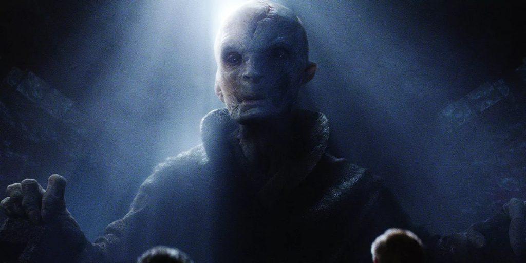 Site detalha guarda pessoal do Supremo Líder Snoke