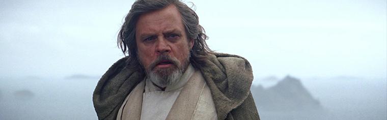 Mark Hamill diz ter ficado surpreso com Luke no novo filme