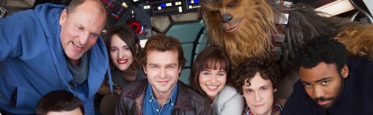 Filme de Han Solo perde dupla de diretores