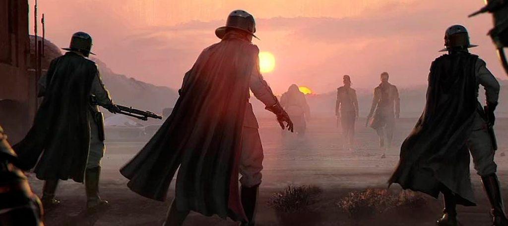 Detalhes do jogo de Star Wars da Visceral Games podem ter sido revelados