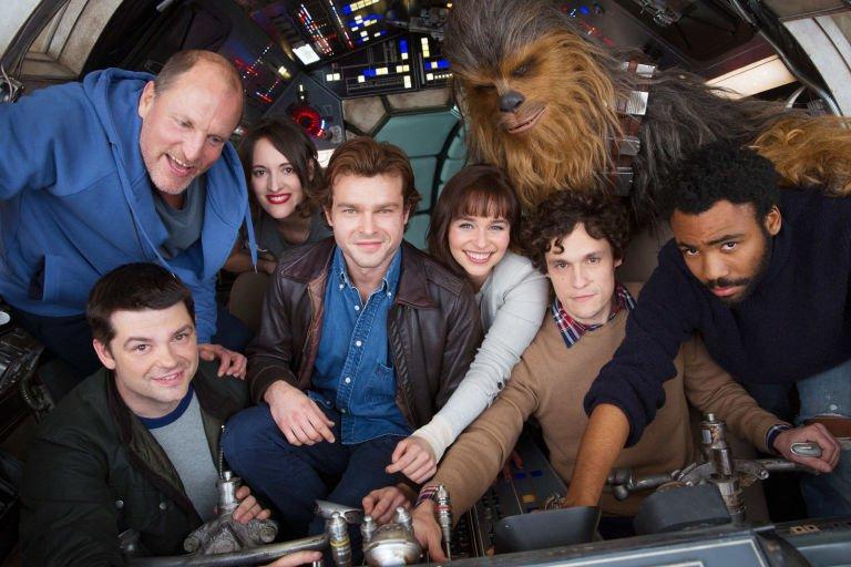 Joe Johnston, de Jumanji e Capitão América, também é cotado para assumir a direção de Han Solo
