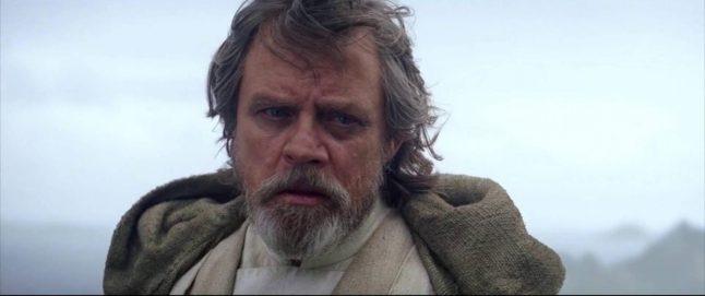 HQ de Darth Vader pode explicar o exílio de Luke em Os Últimos Jedi